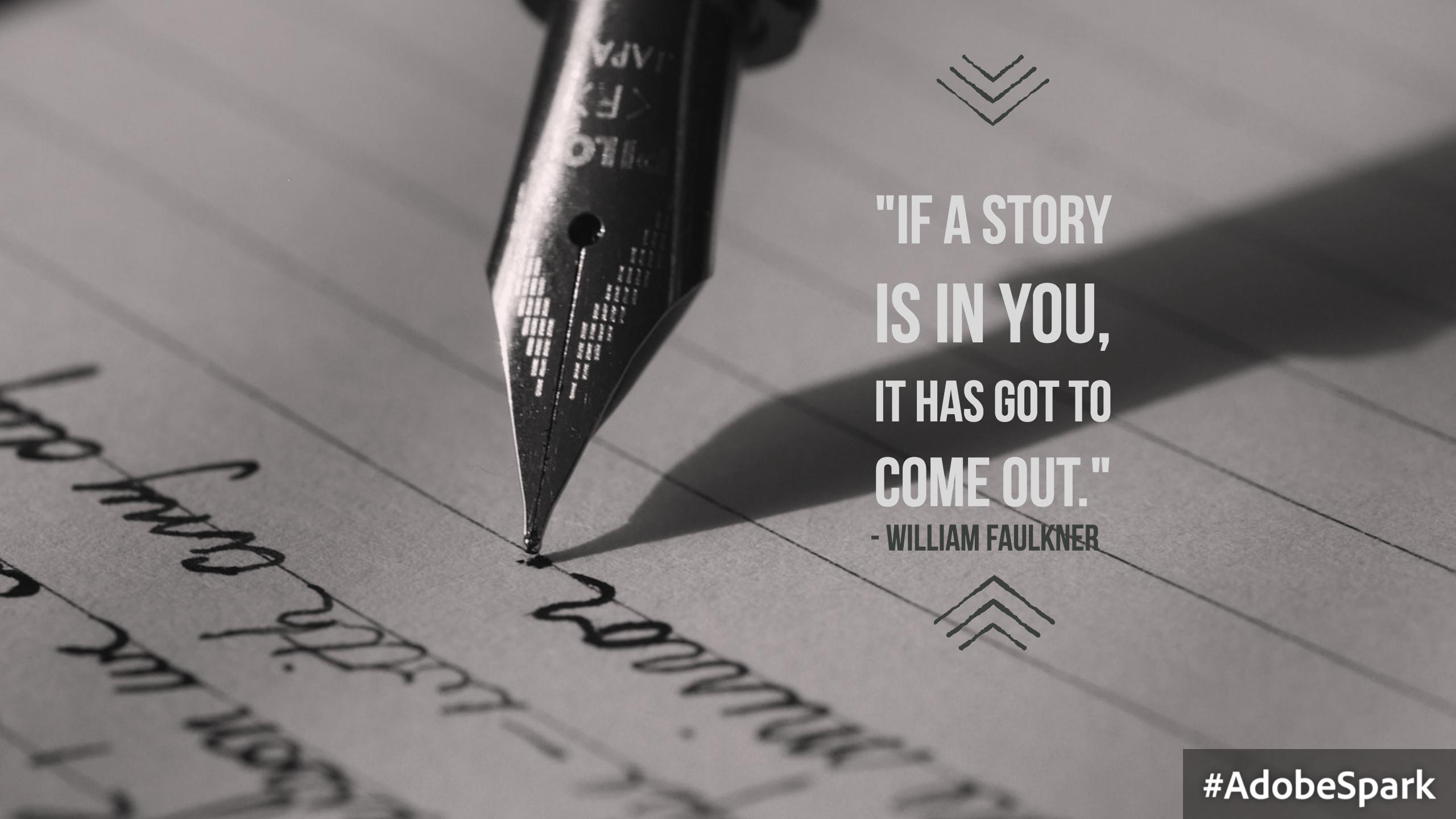 quote story