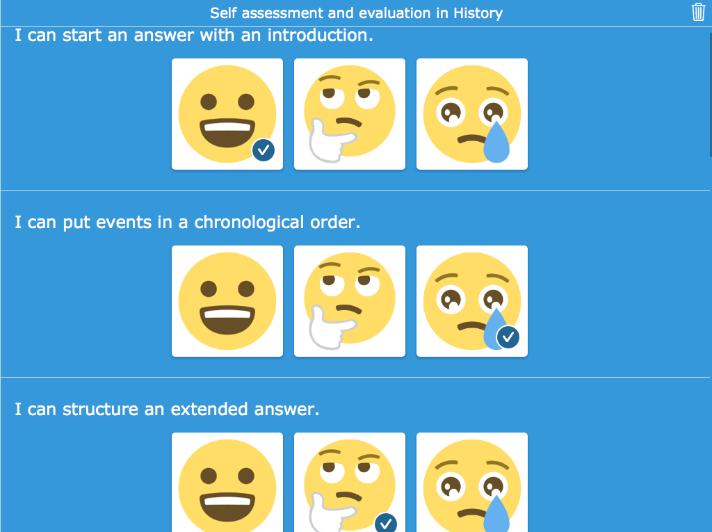 Using emojis in the classroom