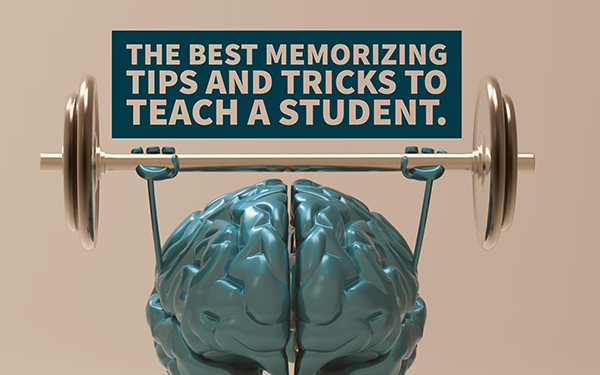 9 Amazing tricks to teach your students to memorize