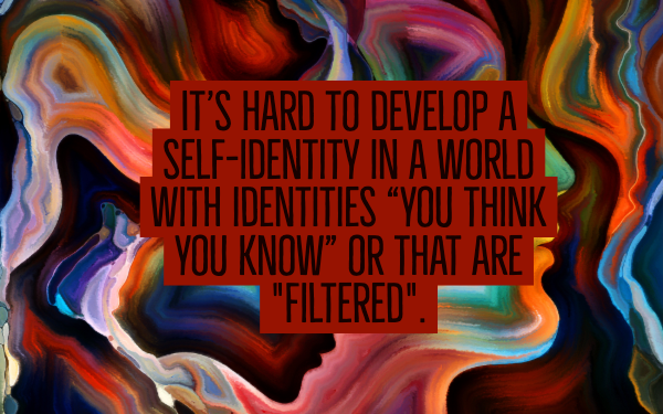 help students find self-identity