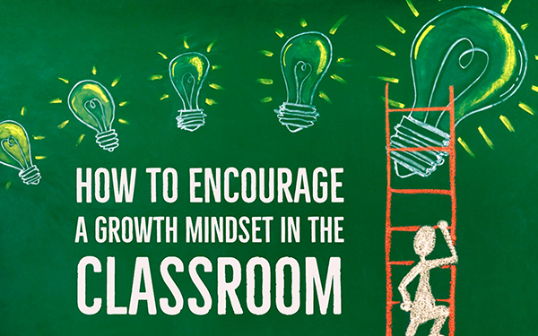 How Teachers Can Create Growth Mindset >> How To Encourage A Growth Mindset In The Classroom Bookwidgets