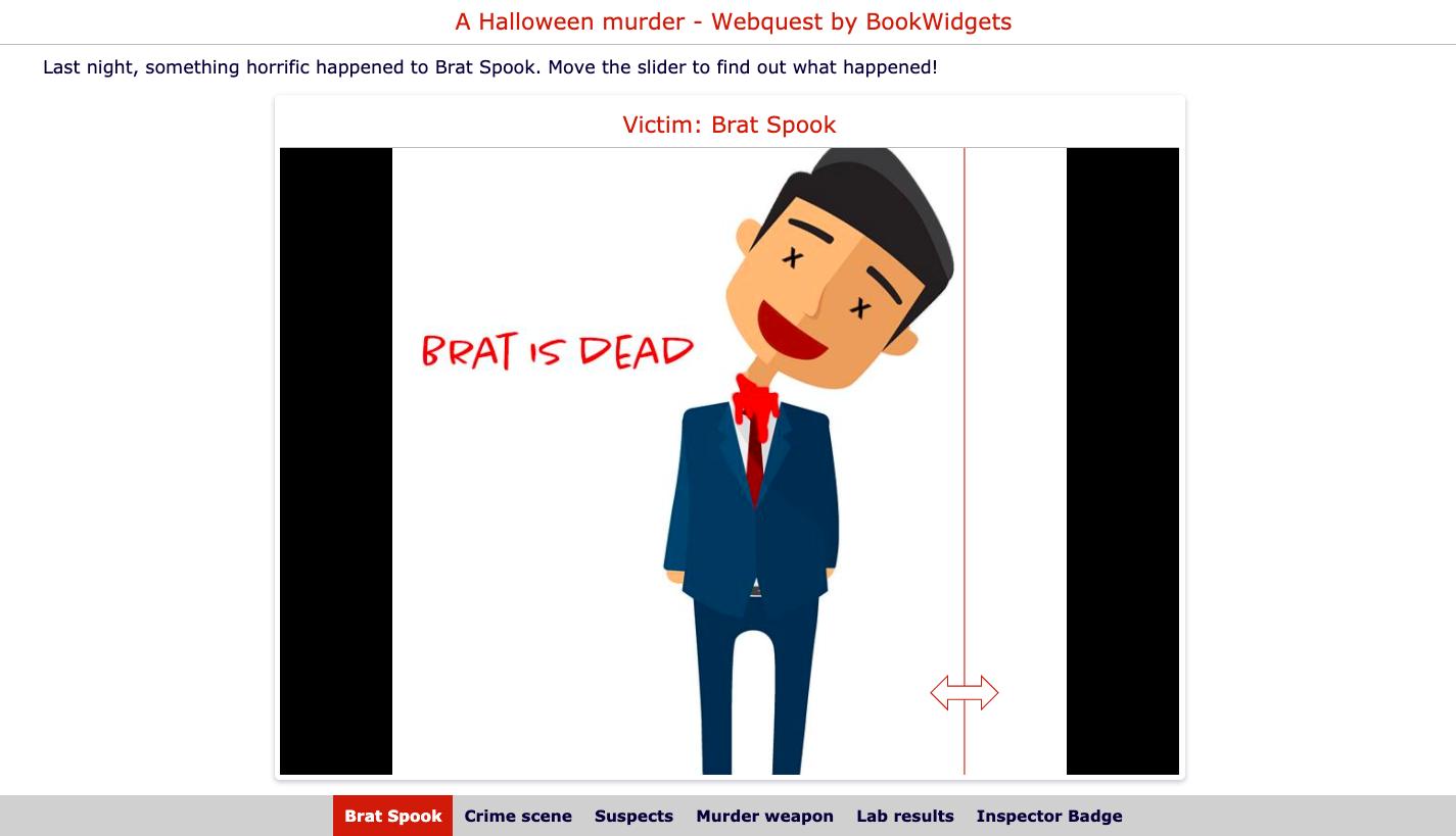 webquest widget