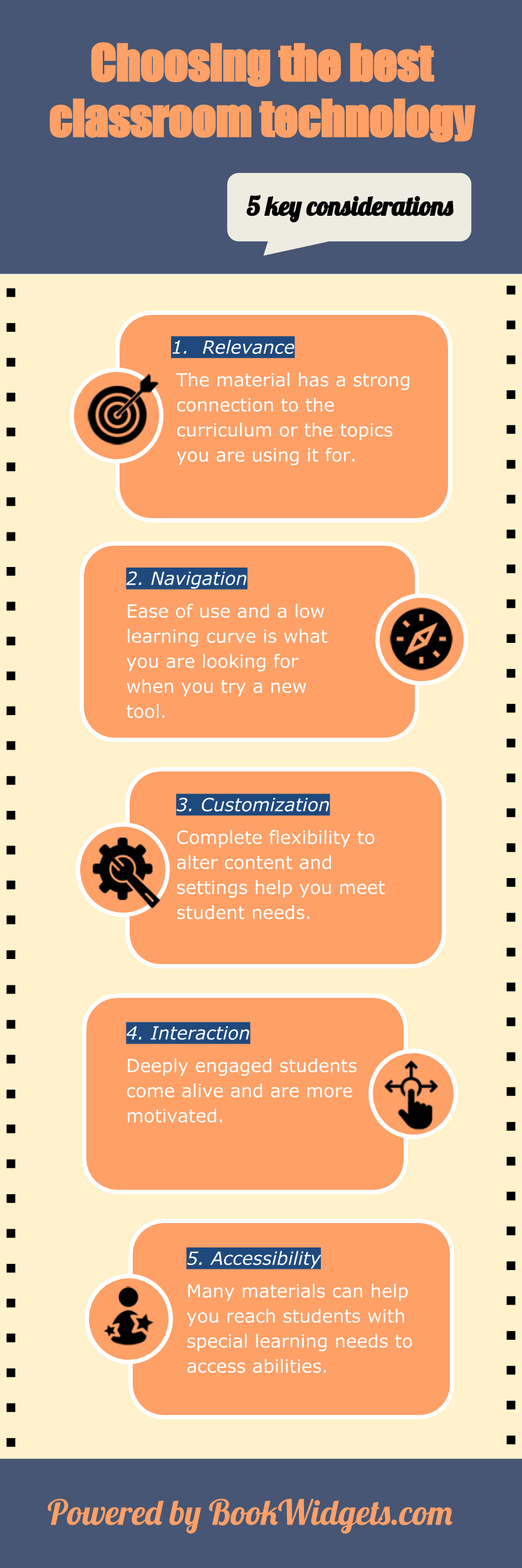 5 key considerations when choosing edtech for in your classroom