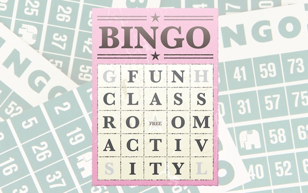 fun classroom activity bingo bookwidgets