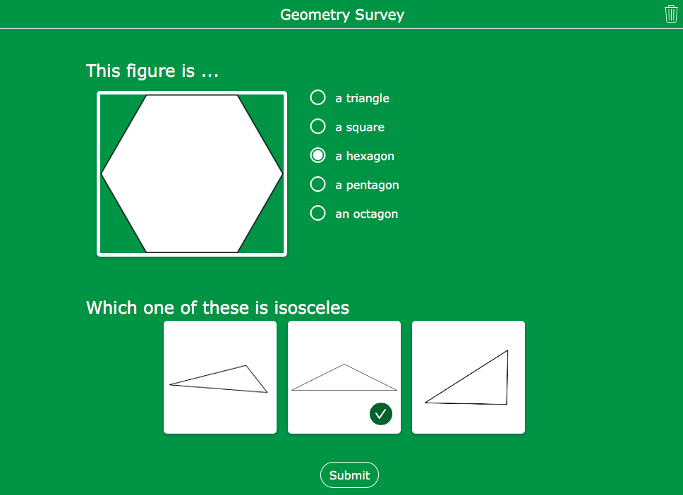 Geometry Survey