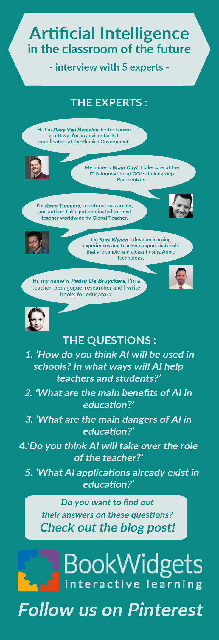 AI tools for in the classroom