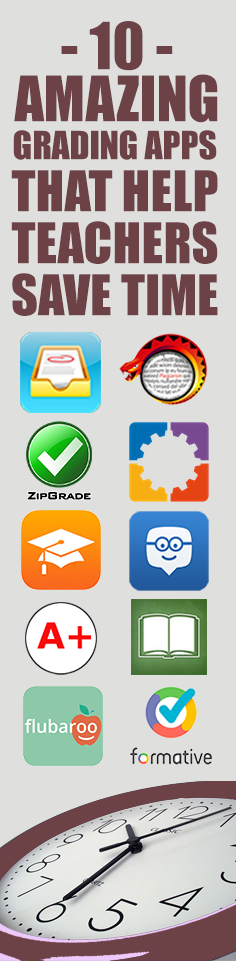 Apps that help teachers save time