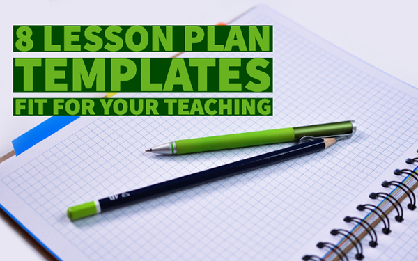 8 Free lesson plan templates fit for your teaching - BookWidgets