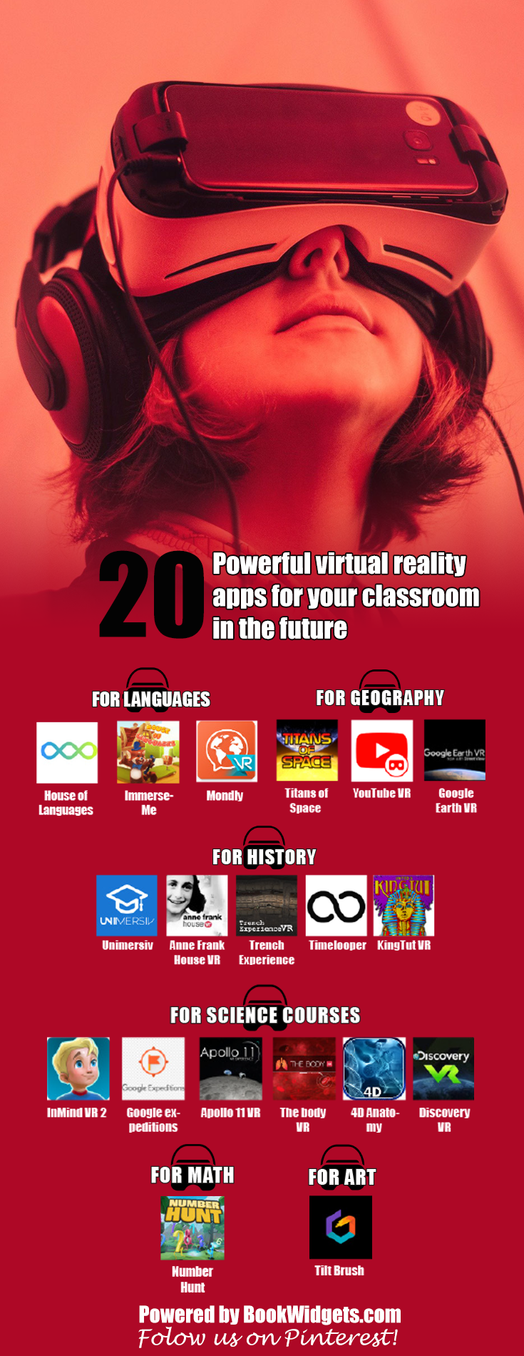 20 virtual reality apps for your future classroom
