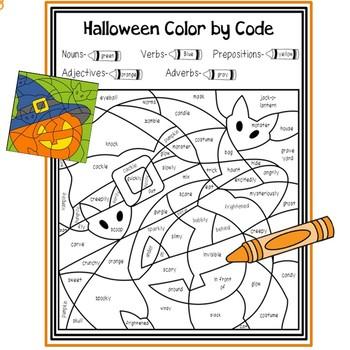 Halloween language ideas