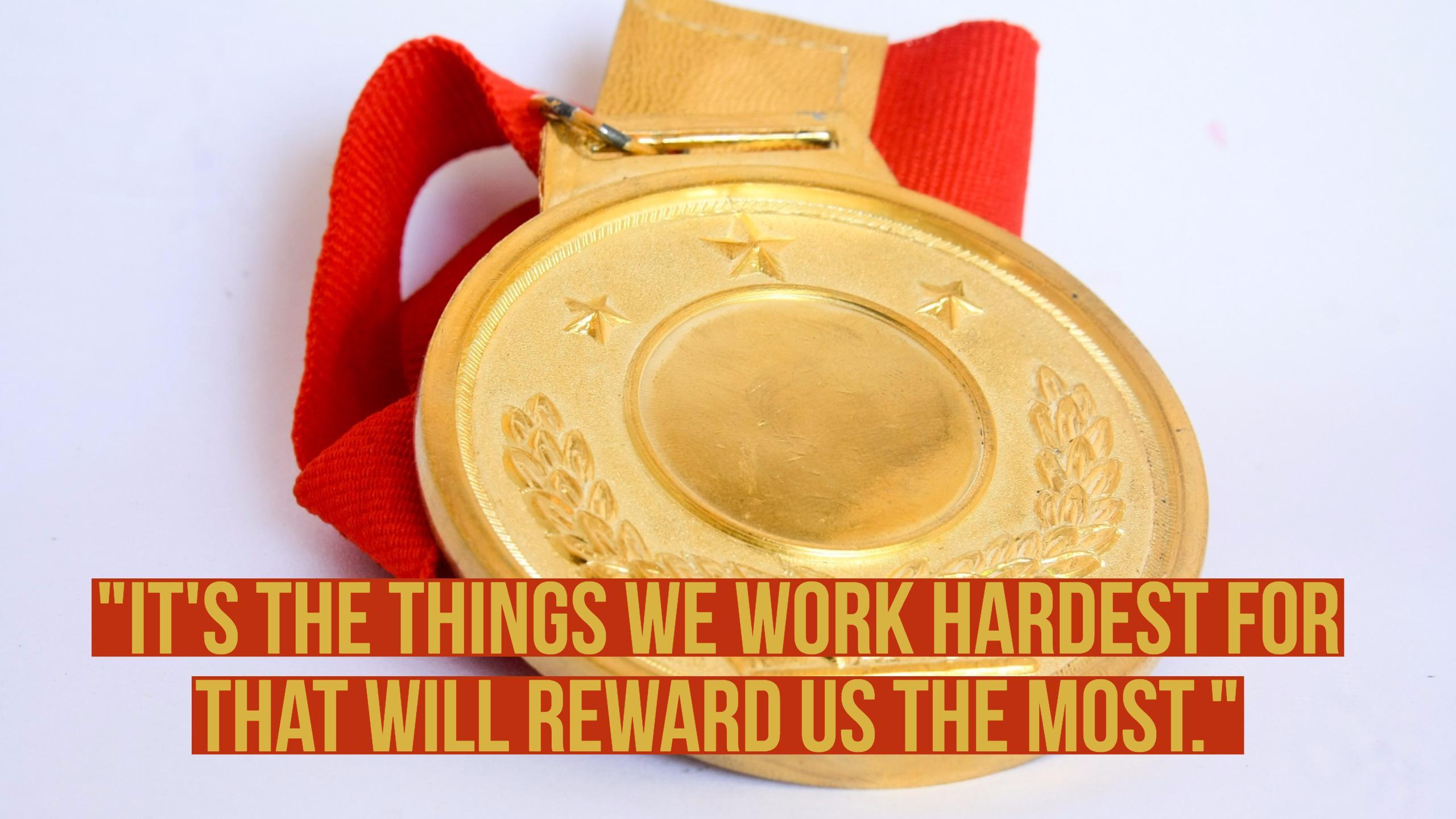 Quote rewarding