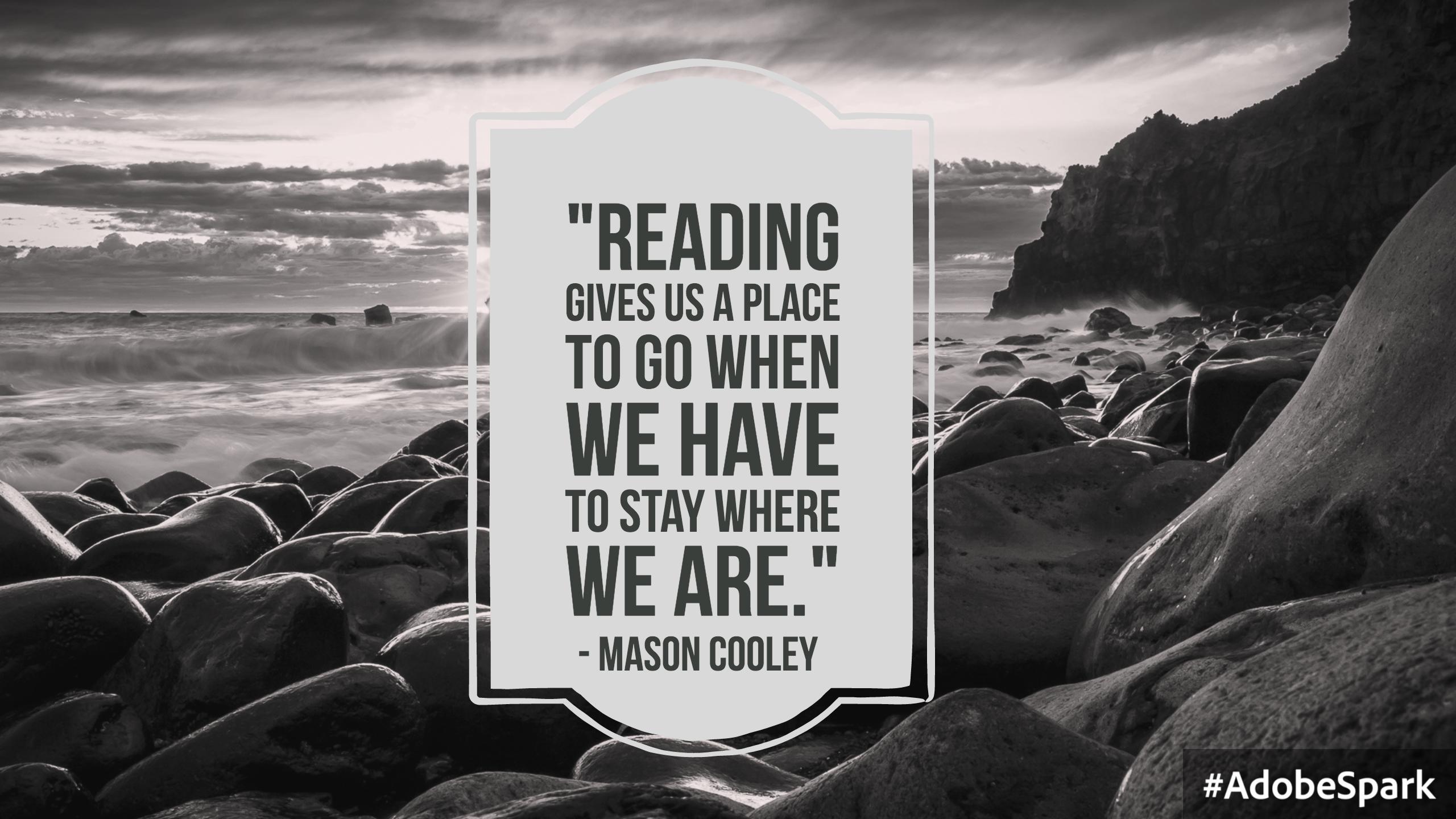 quote reading