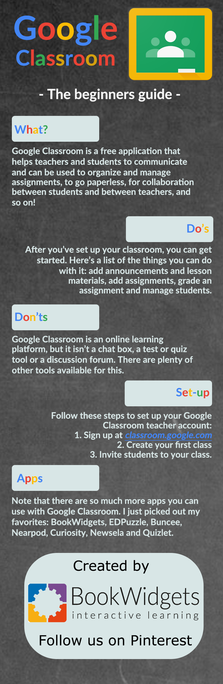 Google Clasroom guide