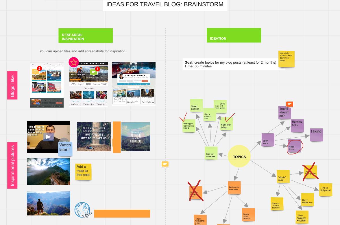 Brainstorm apps
