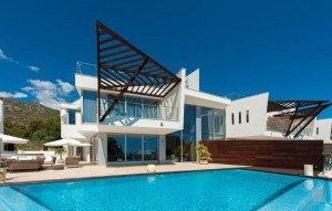 Contemporary Houses In Sierra Blanca, Marbella