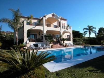 Mediterranean Style Villa In Sierra Blanca, Marbella