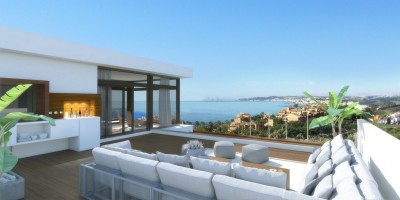 Luxury Modern Villas In Estepona