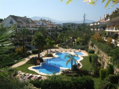 Luxury Apartment On The Golden Mile, Marbella