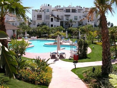 Beachside Apartment In Puerto Banus
