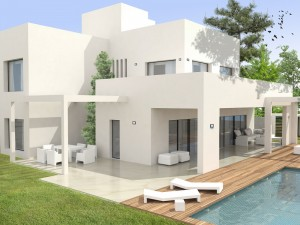 Newly built villa in San Pedro Playa