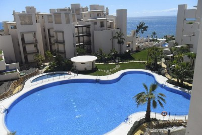 Beachfront Apartment for sale on The New Golden Mile, Estepona