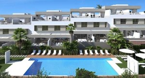 Frontline Golf Townhouses In La Cala, Mijas