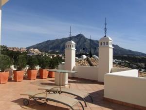 Apartment Duplex for sale in Palacetes Los Belvederes, Marbella, Málaga, Spain