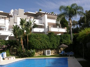 b2056 - Penthouse for sale in Los Arqueros, Benahavís, Málaga