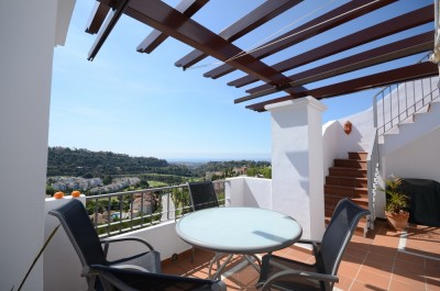 780587 - Penthouse For sale in Los Arqueros, Benahavís, Málaga, Spain
