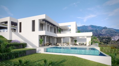 777154 - Villa For sale in Selwo, Estepona, Málaga, Spain