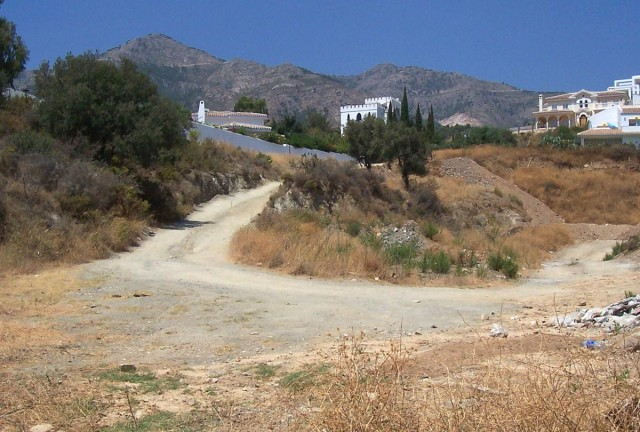 Plot/Land for Sale in Mijas, Costa del Sol