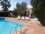 pool and hamacs