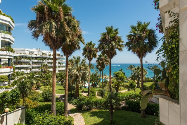 Leilighet Til salgs Marbella, Costa del Sol