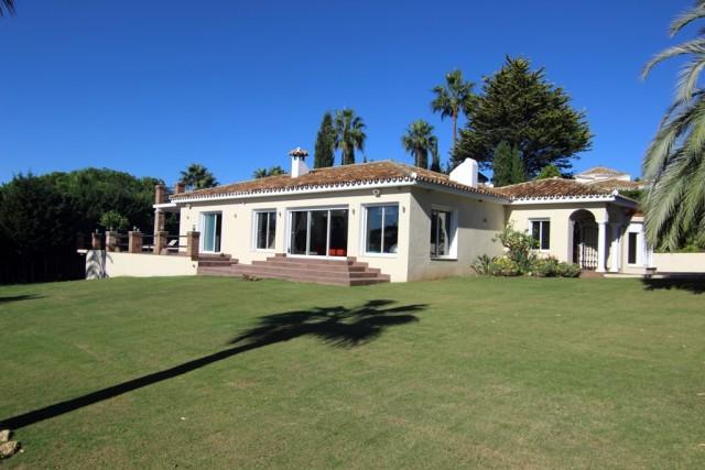 Villa for Sale Estepona, Costa del Sol