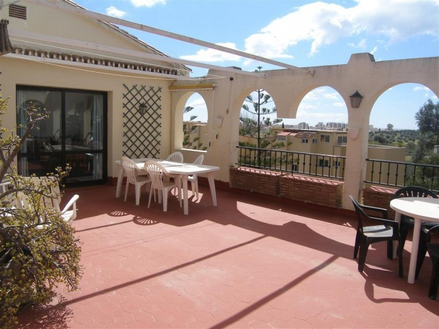 724372PH3765a - Penthouse for sale in Mijas, Málaga, Spain