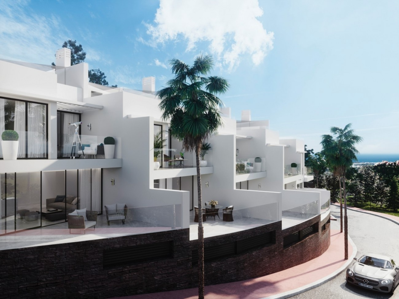 Townhouse for Sale Benalmádena Pueblo, Costa del Sol
