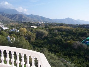 Detached Villa for sale in Burriana, Nerja, Málaga, Spain