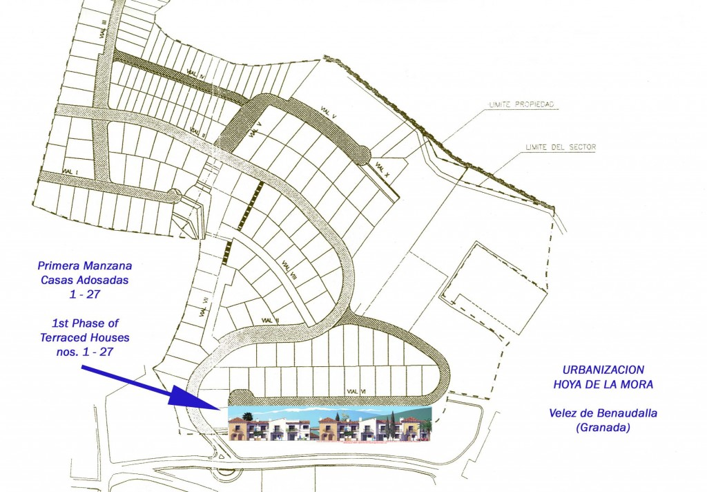 Urbanization plans