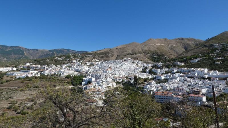 View of Cómpeta