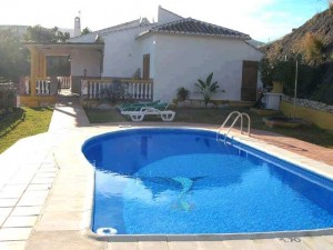 168438 - Detached Villa for sale in Frigiliana, Málaga, Spain