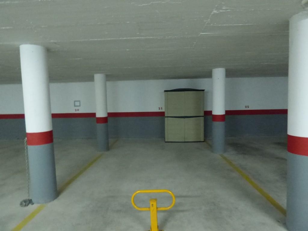 parking space b
