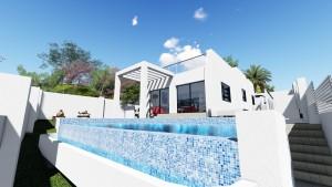 Villa for sale in Fuente del Baden, Nerja, Málaga, Spain