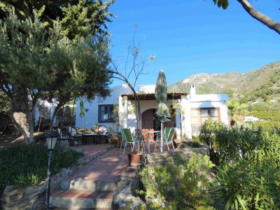 775971 - Detached Villa For sale in Frigiliana, Málaga, Spain