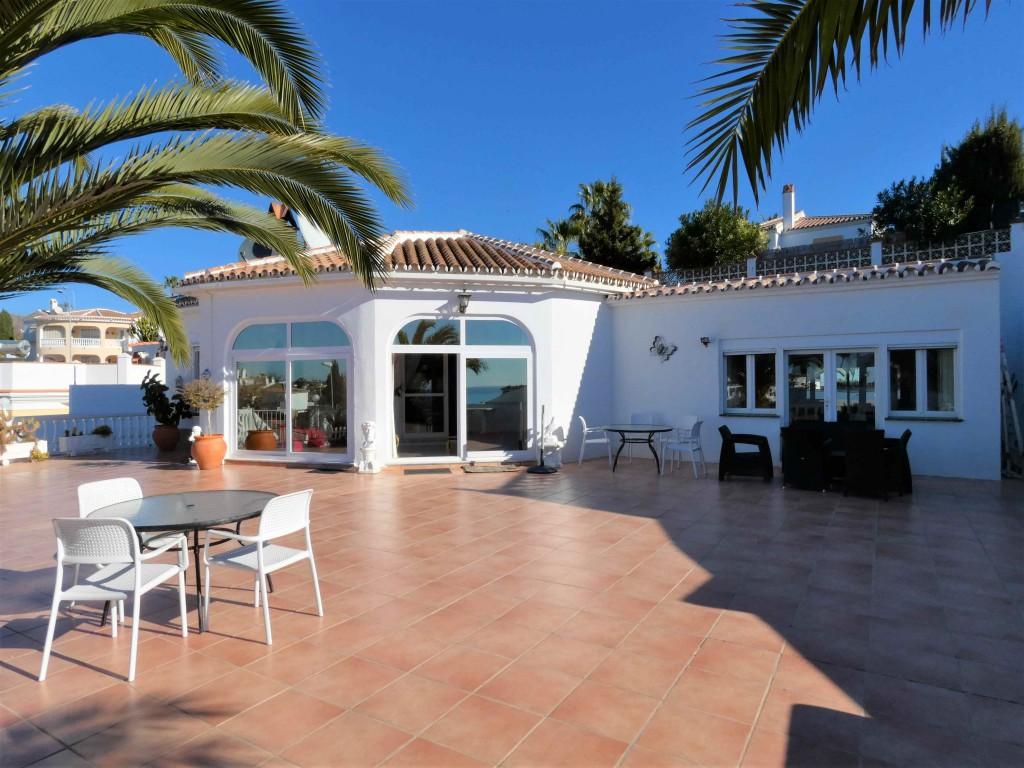 House & terrace