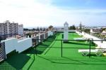 roof terrace communal