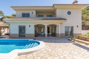783888 - Detached Villa for sale in Arenas, Málaga, Spain