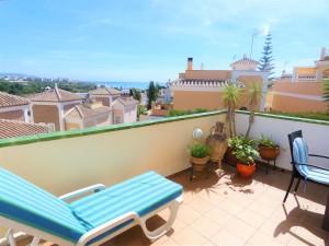 Duplex Sprzedaż Nieruchomości w Hiszpanii in Tropicana, Nerja, Málaga, Hiszpania