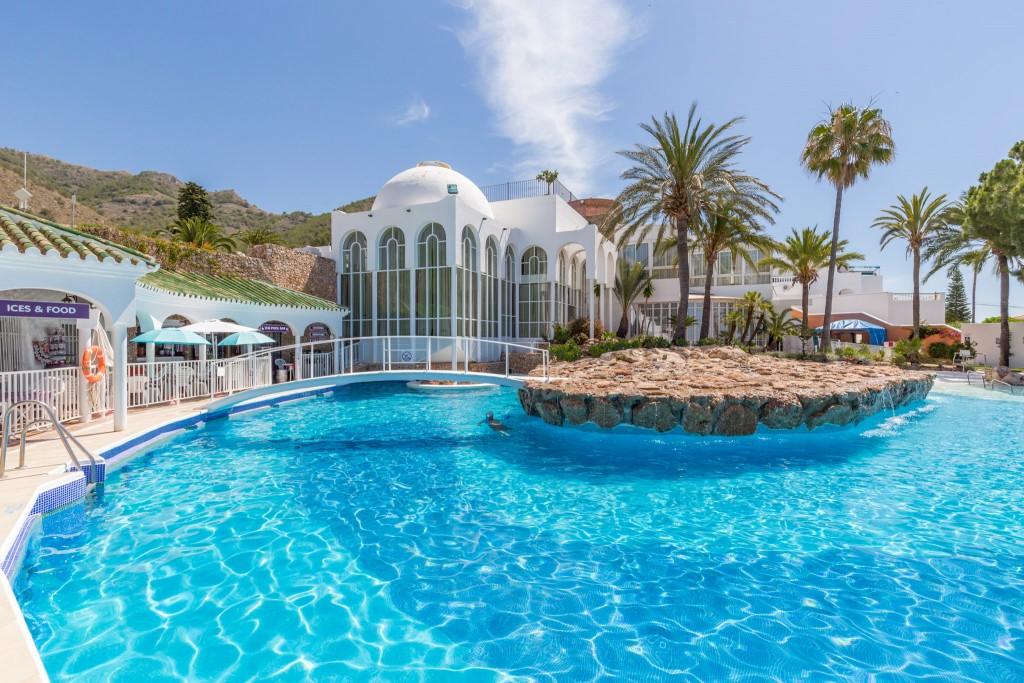 San Juan Communal pool