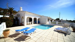 Detached Villa for sale in Fuente del Baden, Nerja, Málaga, Spain