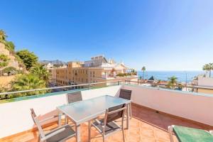 Apartment Sprzedaż Nieruchomości w Hiszpanii in Burriana, Nerja, Málaga, Hiszpania